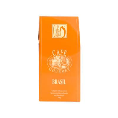 paquete con cafe de brasil calidad gourmet de la marca ó