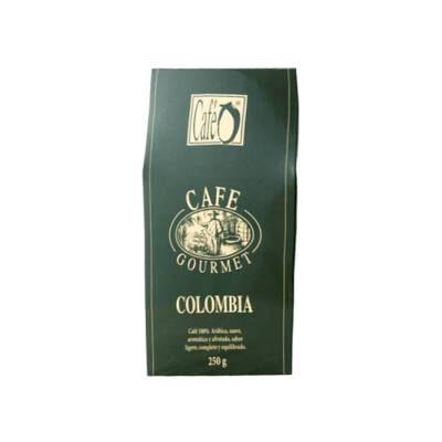 paquete de cafe de colombia gourmet marca ó
