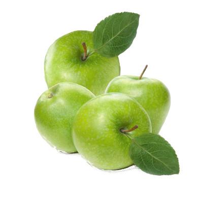 preciosas 4 manzanas Granny smith