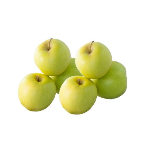 5 unidades de manzana golden