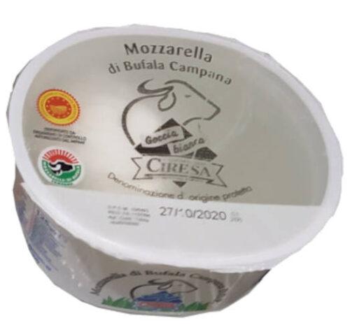 Bote de Mozzarella de Bufala Campana Ciresa