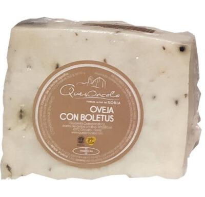 cuña de Queso de oveja con boletus marca Oncala