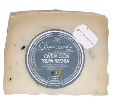cuña de Queso de oveja con trufa negra marca Oncala
