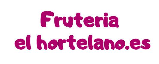 Uno de los logos de fruteriaelhortelano.es